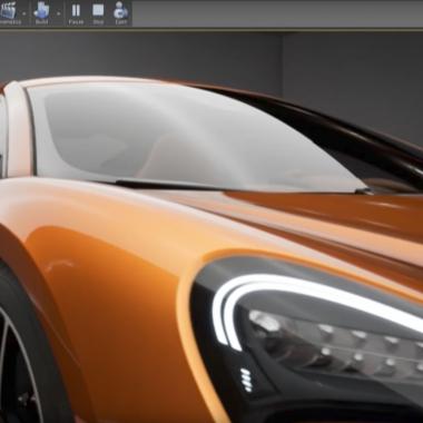 <b>Unreal Engine uses 4Dmu GPure</b> for Dmu preparation